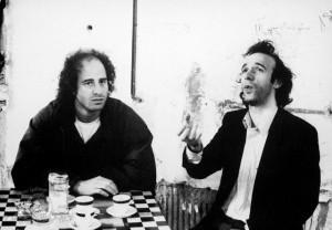 Kafija un cigaretes - kino mākslas filma / kultūra online *  COFFEE AND CIGARETTES, ASV,Japāna,Itālija 2003.g.