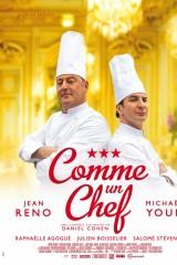 Mākslas filma šefs (Francija 2012). Žans Reno, Michaėl Youn / Comme un chef