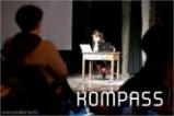 """VEF totaldobže Mākslas centrs. """"Kompass"""" pasākumi"""