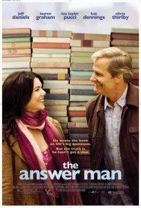 Mākslas filma: Cilvēks, kurš visu zināja (The Answer man, 2009)