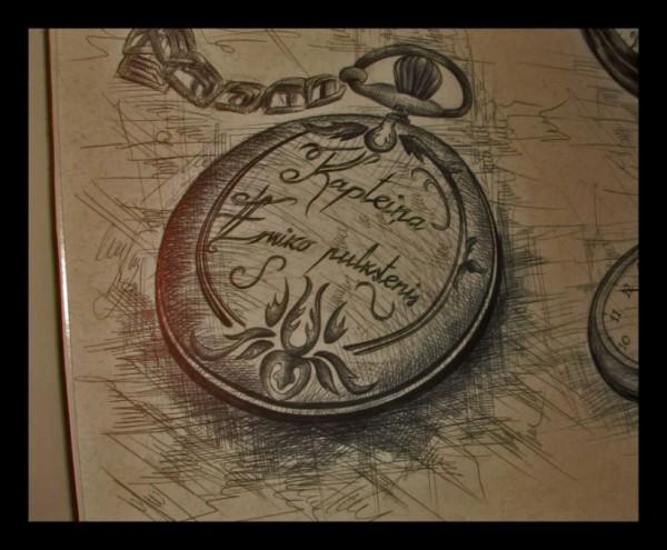 Kapteiņa Enriko pulkstenis, 1967
