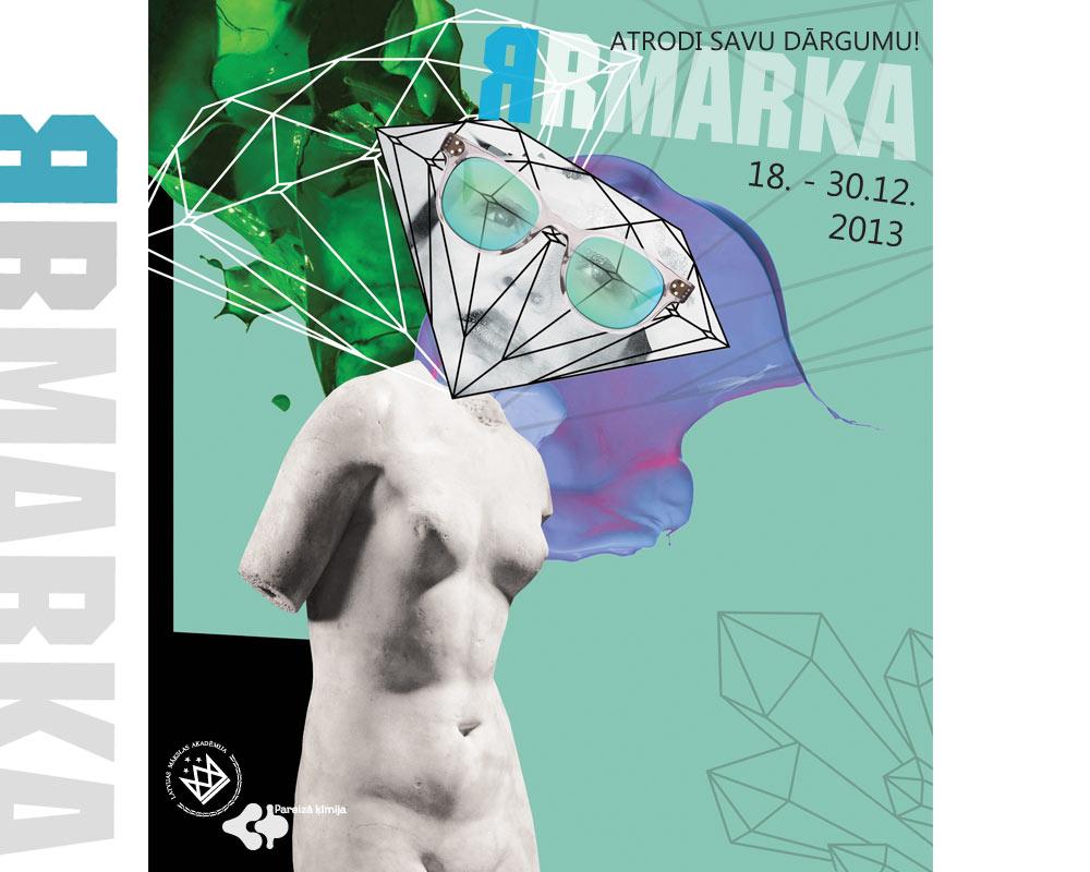 LMA JARMARKA 2013 Latvijas Mākslas akadēmijā