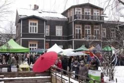 Kalnciema ielas tridziņš / 2013.g. janvāris