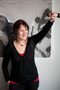 """Solvita Krese- Laikmetīgās mākslas centra vadītāja, grantu konkursa """"Brigāde"""" žūrijas locekle"""