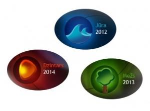 Muzeju nakts 2012, 2013, 2014 - trīs krāsas, cikls - kultūras pasākumi Rīgā un Latvijā