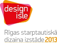 dizaineriem Gada balva dizainā Design Isle ietvaros / Logo