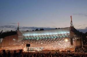 Dziesmu svētki - Latvija, Rīga / 2013. gada Vispārējie latviešu Dziesmu un Deju svētki, koncerts Mežaparkā