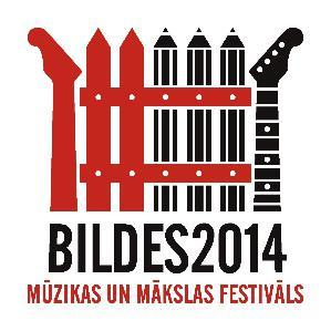 Bildes 2014 festivāls; mūzikas un mākslas festivāli Latvijā