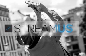 Streamus - latvijas nacionālais mūzikas straumēšanas serviss