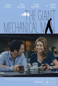 Mākslas filma Gigantiskais mehāniskais cilvēks ( The Giant Mechanical Man ) / kino online