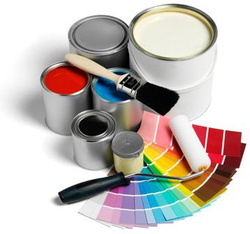 Krāsu tests interjera/eksterjera tonālajiem risinājumiem. Dizainera pakalpojumi online