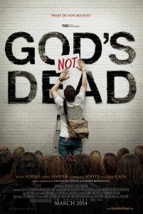 Dievs nav miris / Бог не умер / God's Not Dead (2014) - kino mākslas filma, skatīties online