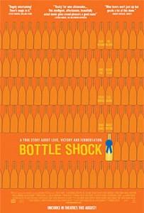 Kino mākslas filma -Bottle Shock- plakāts, afiša / poster - kinoteātris online