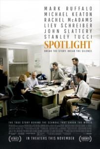 Kino mākslas filma -Spotlight- poster / plakāts, afiša