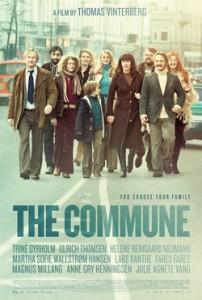 The Commune / Komūna - film poster - Kollektivet 2016 / mākslas filmas afiša