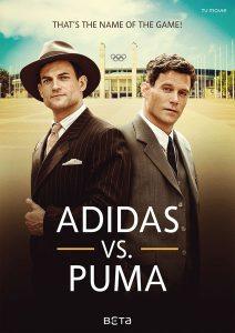 Mākslas filma: Duell der Brüder - Die Geschichte von Adidas und Puma - afiša / poster - kinoteātris online