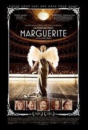 Franču, Beļģijas un čehu kopražojuma mākslas filma Margarita (Marguerite) / 2015 - kino online poster / afiša