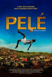 Kinoteātris online - Mākslas filma *Pelé - leģendas dzimšana* / 2016