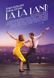 Filmas online / La-La-Land: Kalifornijas sapņi '2017 / afiša / poster