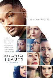 Kino mākslas filma *Skaistums tev līdzās* / angļu val. *Collateral Beauty* / krievu val. *Призрачная красота*